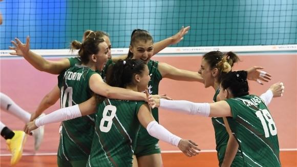 България без шанс срещу Китай