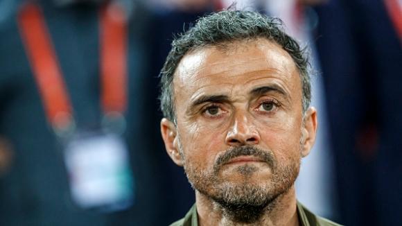 Луис Енрике напуска поста селекционер на Испания