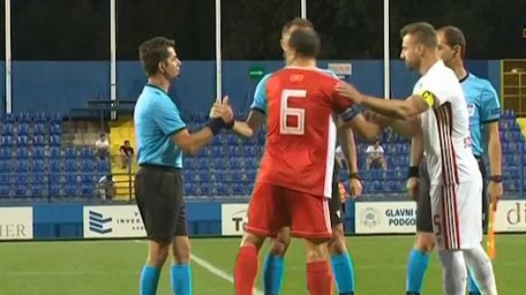 Титоград - ЦСКА-София 0:0