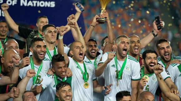 Алжир е господарят на Африка!