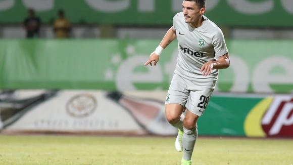 Кешеру върна преднината от два гола на Лудогорец