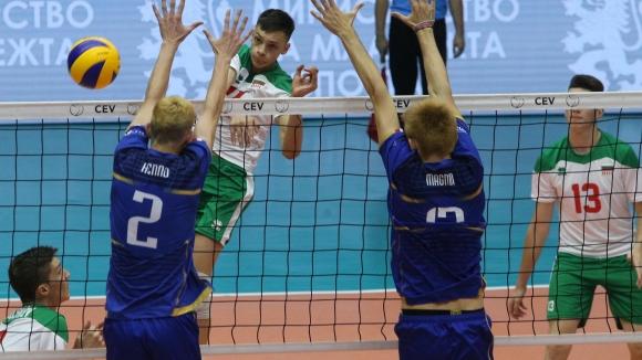 България U17 не успя срещу Франция и загуби финала на Евроволей 2019
