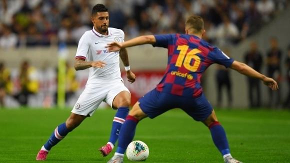 Барселона - Челси 1:2
