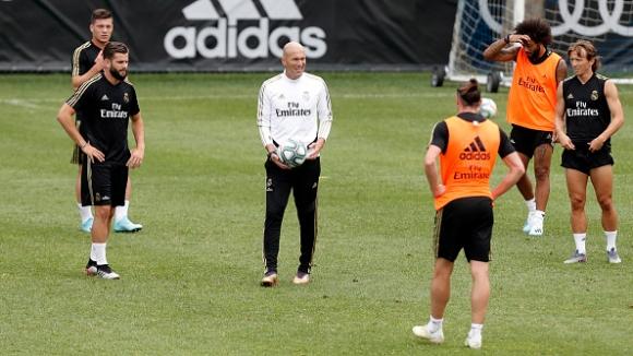 Реал (Мадрид) е готов за визитата на Селта