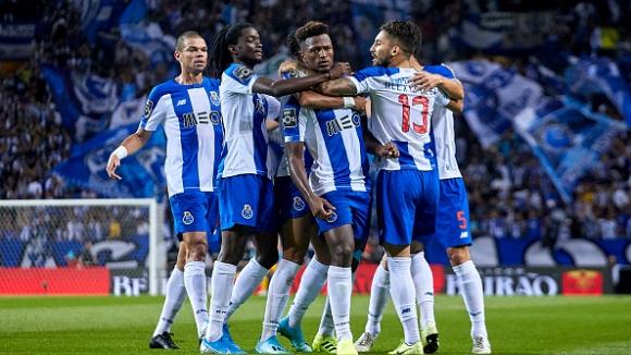 Порто разби Витория Сетубал с 4:0