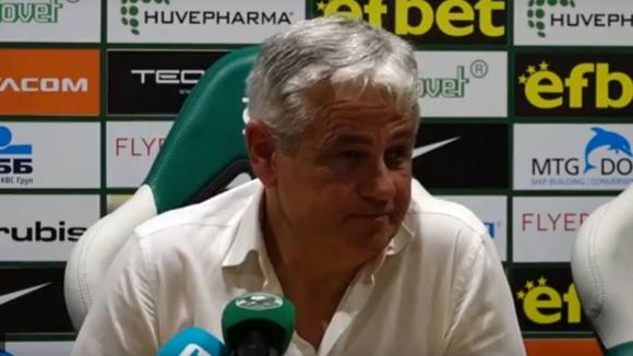 Стойчо Стоев: Трябва да бъдем убедителни още в първия мач