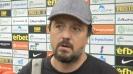 Златко Захович: Шансовете са равни, Лудогорец е отиличен отбор, но все още сме в играта