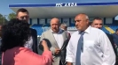 Бойко Борисов и министри посетиха базата на Арда