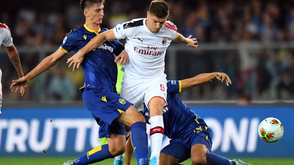 Верона - Милан 0:1