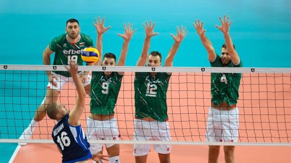 България поведе, но не издържа срещу Италия