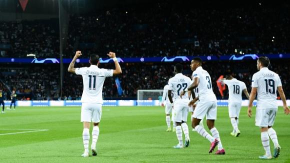 Пари Сен Жермен - Реал Мадрид 3:0