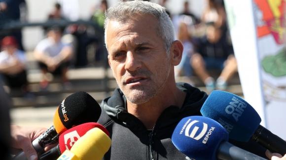 Йордан Йовчев: Имаме страхотни успехи в стрийт фитнеса