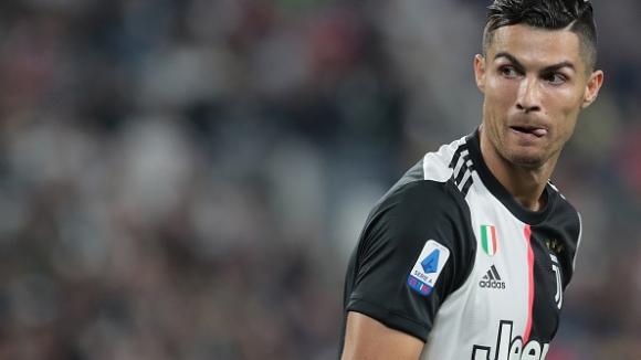 Роналдо донесе победата за Юве в специален за Буфон мач