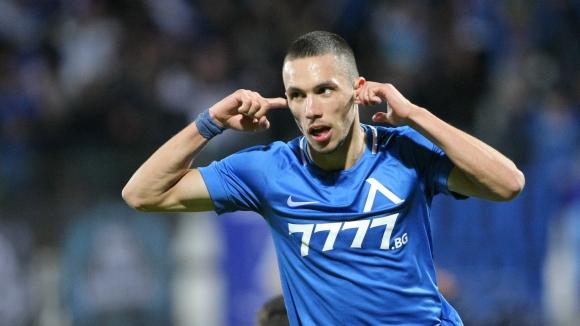Станислав Иванов отказа Славия с втори гол