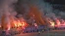 Факли на триумфа след 3:0 за Левски срещу Черно море
