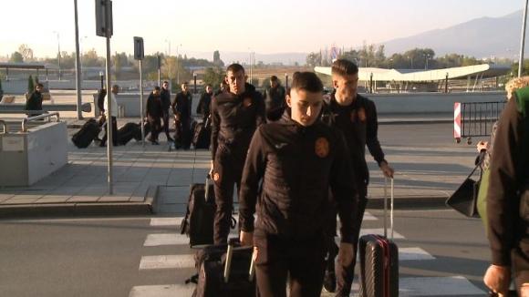 Младежите заминаха за Рига мотивирани за успех след загубата от Сърбия