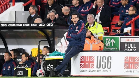 Емери обвини съдията за загубата от Шефилд Юнайтед