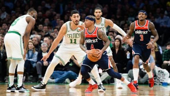 Девета поредна победа за Бостън в НБА