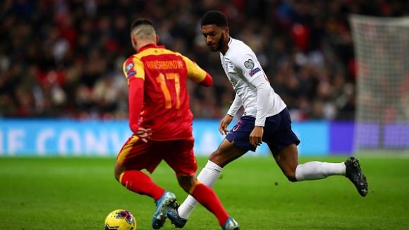 Англия - Черна Гора 7:0