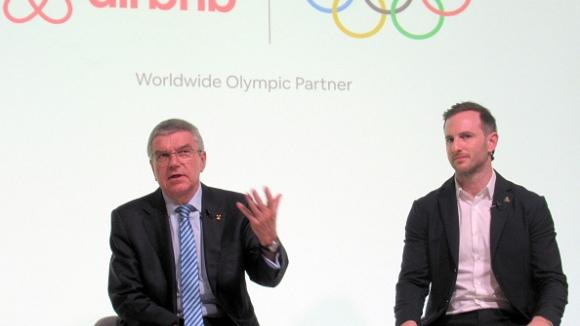 Олимпийските игри с нов спонсор