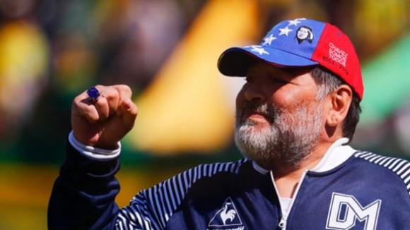 Марадона вече не е треньор на Химнасия (Ла Плата)