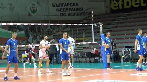 Левски и Нефтохимик се изправят един срещу друг в дерби от волейболната Суперлига