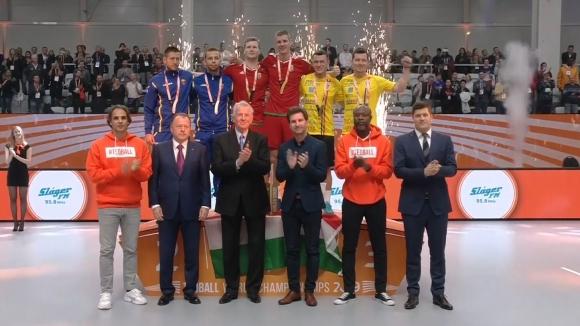 Унгарци са новите световни шампиони по текбол
