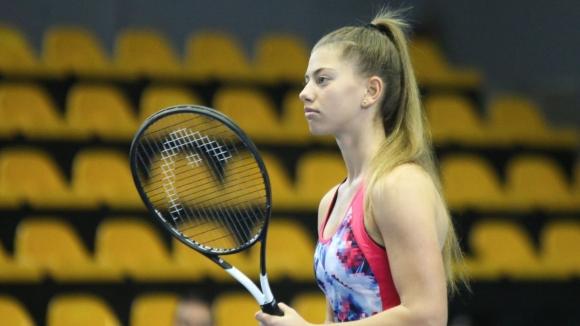 Дария Радулова – младата надежда на българския тенис