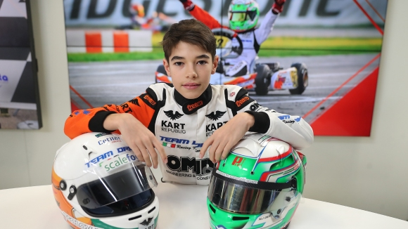 Изгряващата звезда на българския картинг: Мечтая за Формула 1