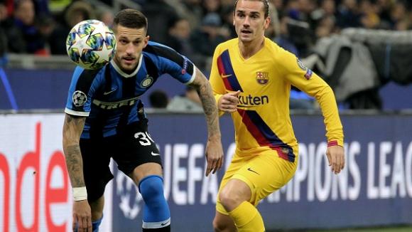 Интер - Барселона 1:2