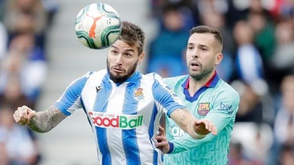 Реал Сосиедад - Барселона 2:2