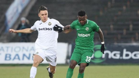 Славия шокира Лудогорец в 94-ата минута
