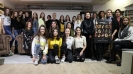 """Представяне на календар за 2020 година със """"златните"""" момичета и Илиана Раева"""