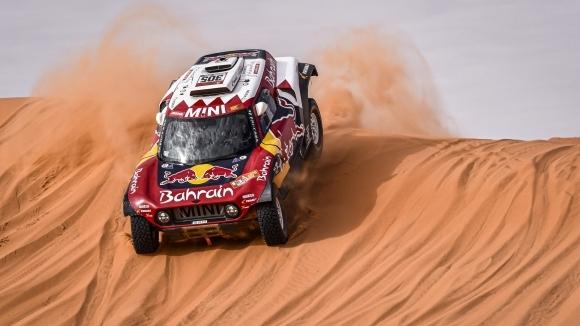 Карлос Сайнц спечели за трети път Рали Дакар