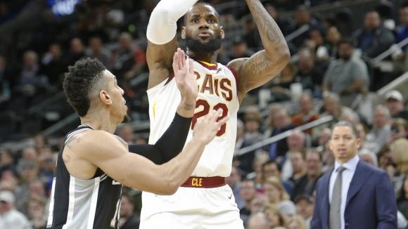 На този ден – ЛеБрон става най-младият с 30 000 точки в НБА