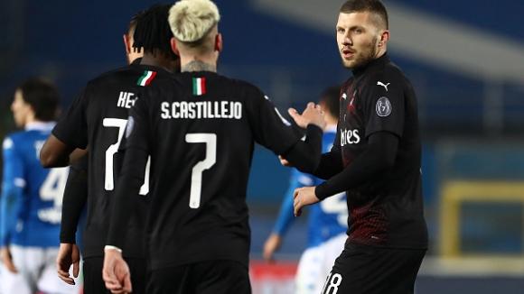Бреша - Милан 0:1