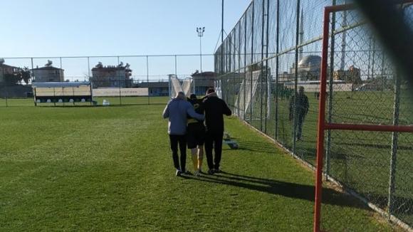 Тодор Неделев със сериозна контузия в Анталия