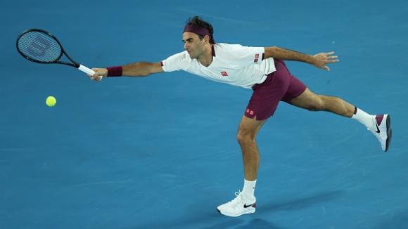Федерер се класира за 1/4-финалите на Australian Open