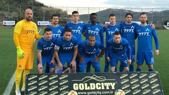 Левски тръгна с победа в Турция, нов дебютира с гол