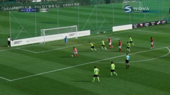 Равенство между ЦСКА-София и корейския шампион в Испания