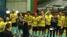Хебър отново триумфира с волейболната купа на България
