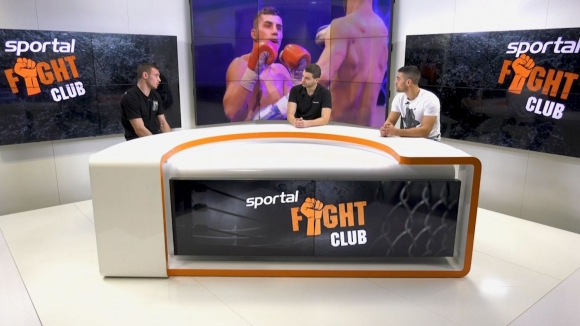 Sportal Fight Club: Бойците Николай Йоргов и Християн Корунчев за участието си в SENSHI 5