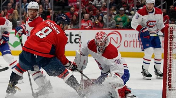Инфарктен сблъсък в НХЛ