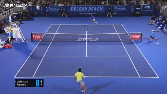 Сблъсък на гиганти на полуфиналите в Делрей бийч