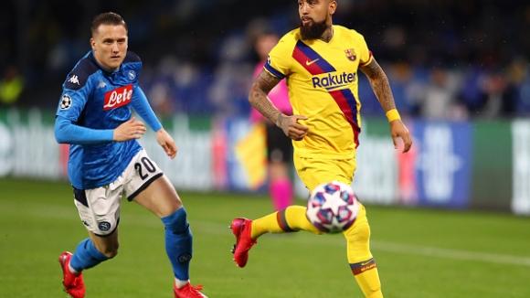 Наполи - Барселона 1:1
