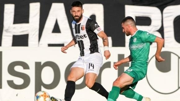 Берое - Локомотив (Пловдив) 2:0