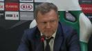 Павел Върба: Разочаровани сме от резултата
