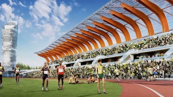 Световното първенство по лека атлетика отложено с една година