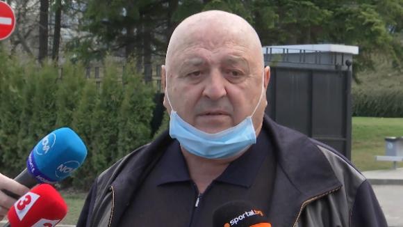 Венци Стефанов: Не можем да вземем решение без разрешение от щаба