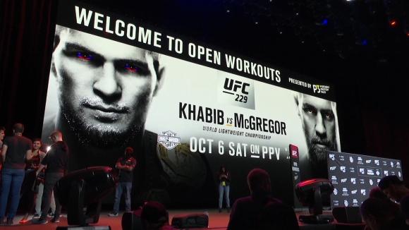 UFC се мести на частен остров